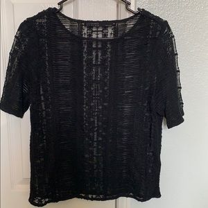 All saints Woman Tshirt (Size: US 6)